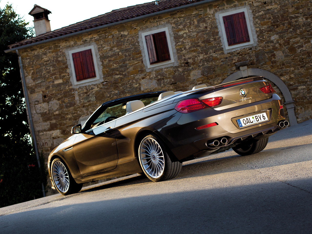 Alpina B6 Biturbo photo 07