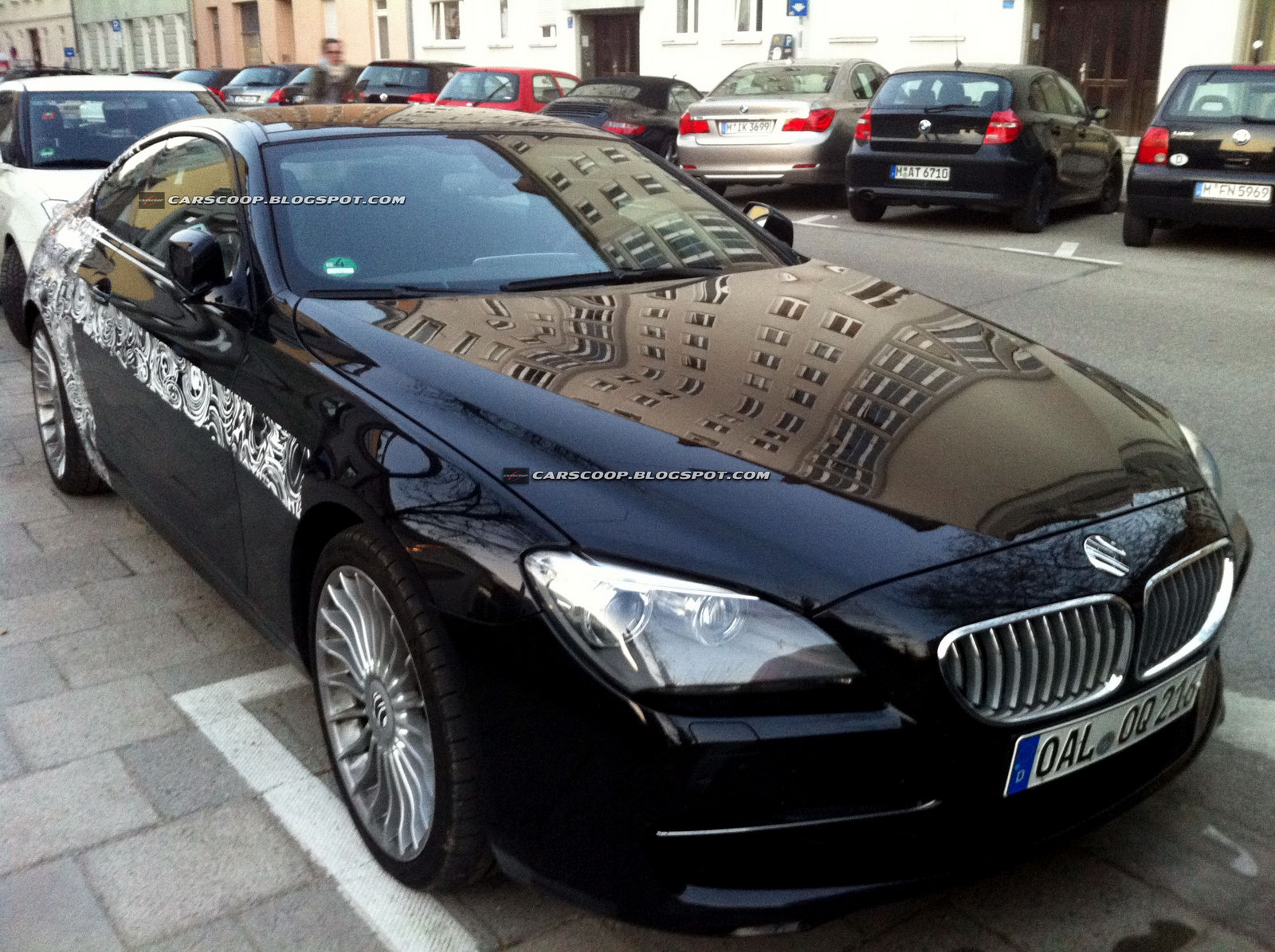 Alpina B6 Biturbo photo 12