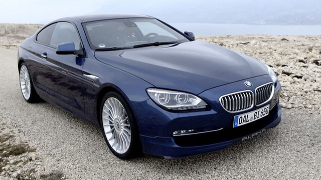 Alpina B6 Biturbo photo 13
