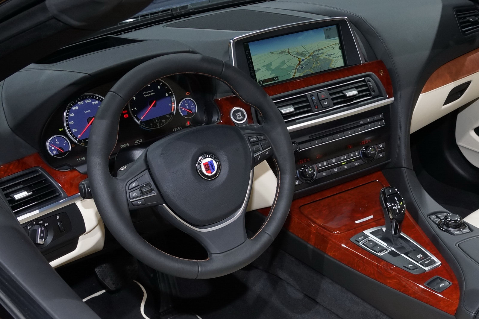 Alpina B6 Biturbo photo 15