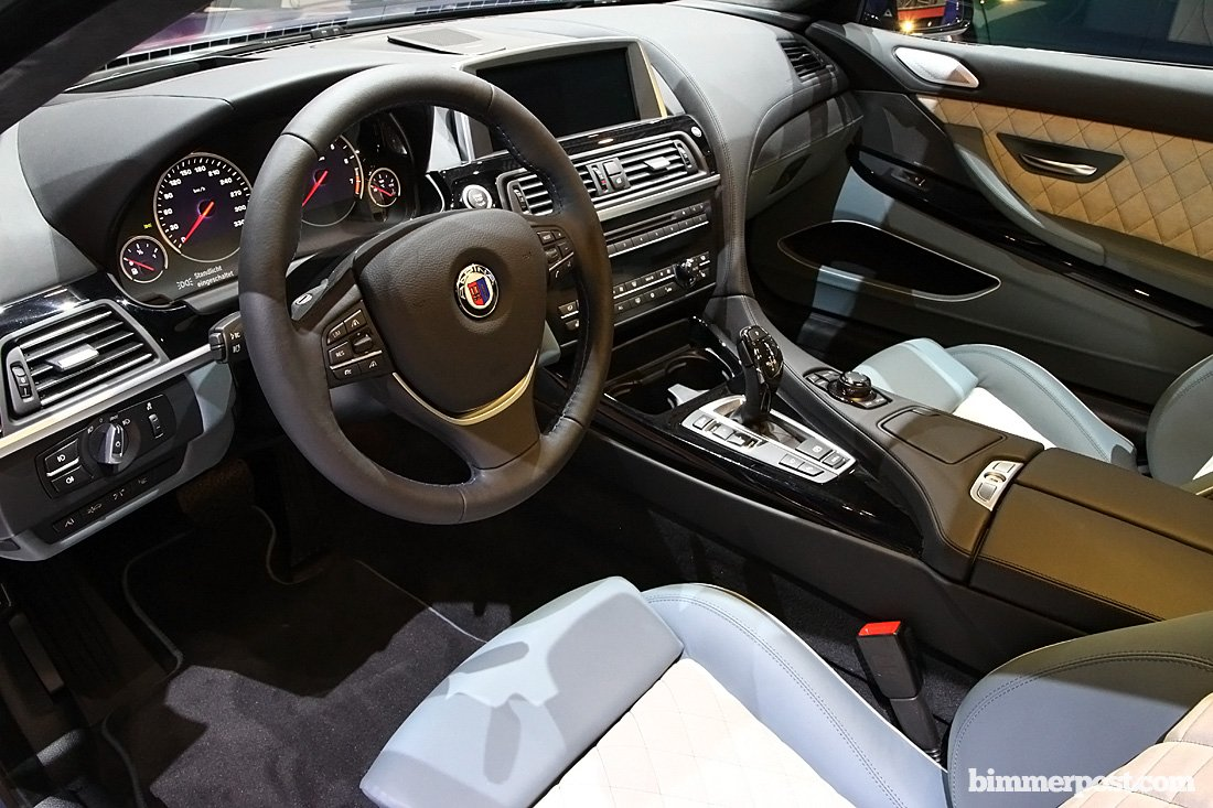 Alpina B6 Biturbo photo 16