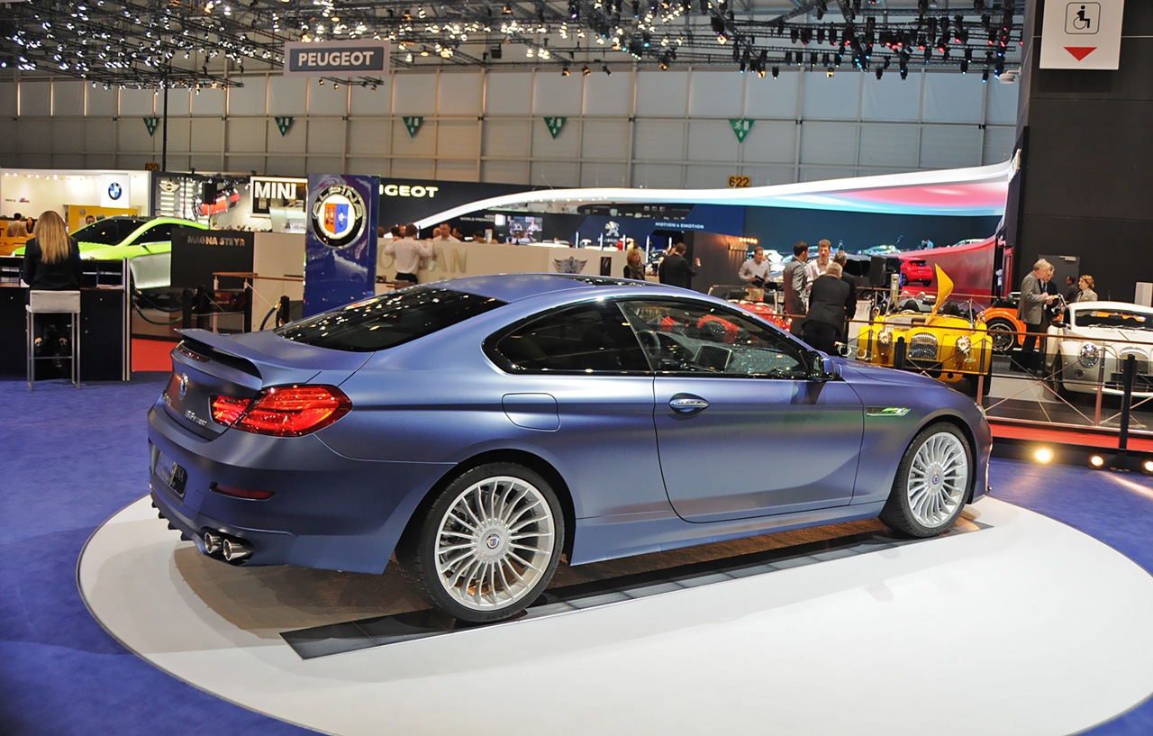 Alpina B6 Biturbo photo 18