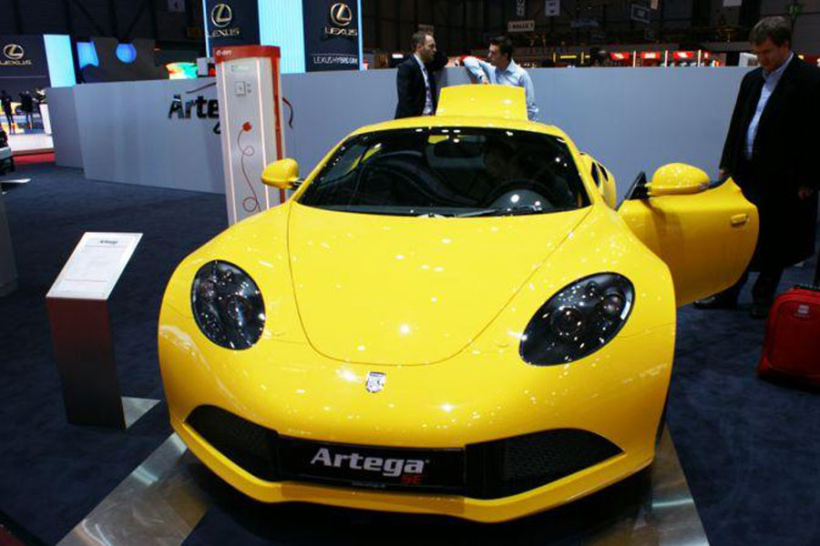 Artega SE photo 10