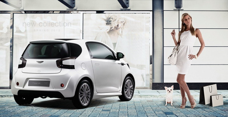 Aston-Martin Cygnet photo 11