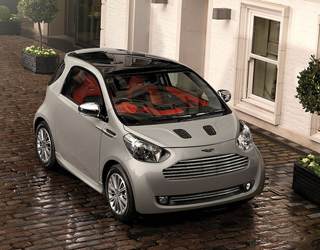 Aston-Martin Cygnet photo 14