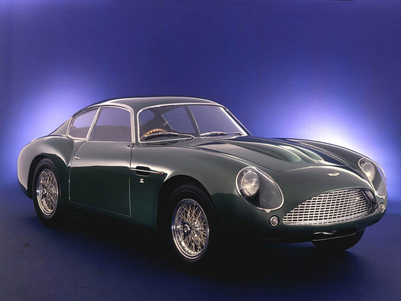 Aston-Martin DB4 photo 02