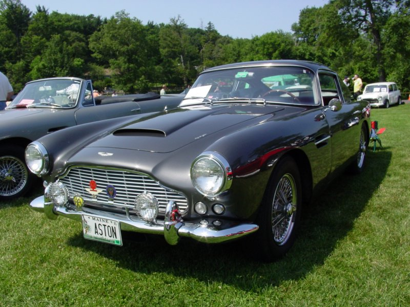 Aston-Martin DB4 photo 03