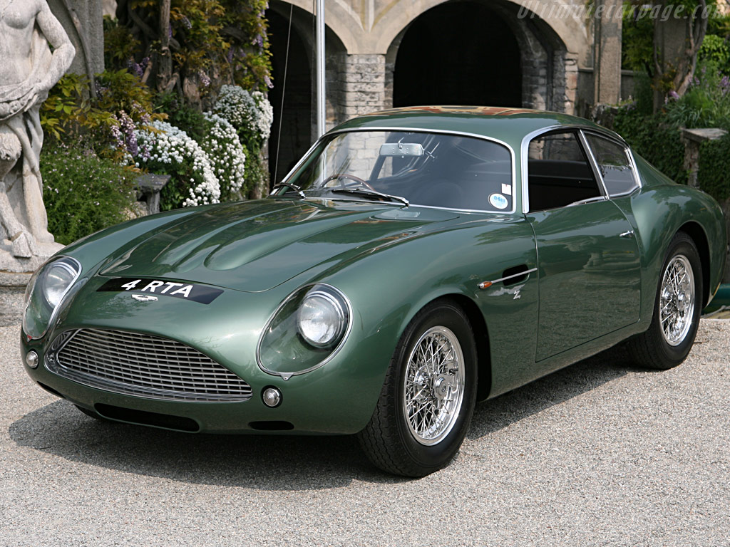Aston-Martin DB4 photo 06