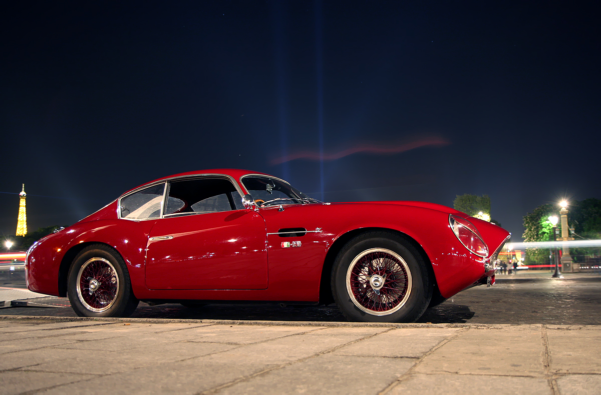 Aston-Martin DB4 photo 07