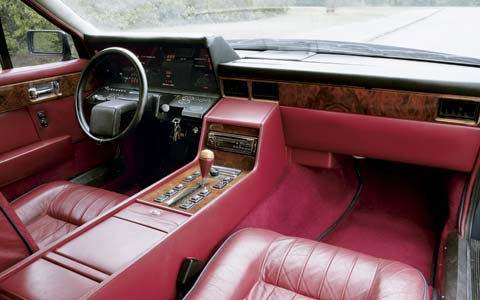 Aston-Martin Lagonda photo 04