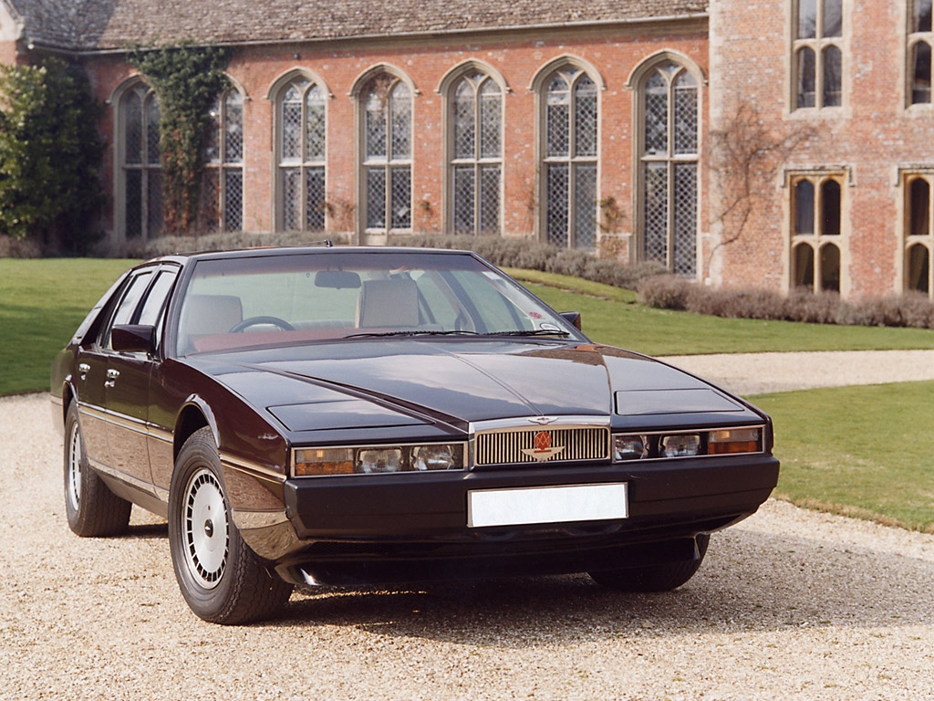 Aston-Martin Lagonda photo 09