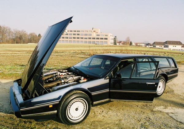Aston-Martin Lagonda photo 10