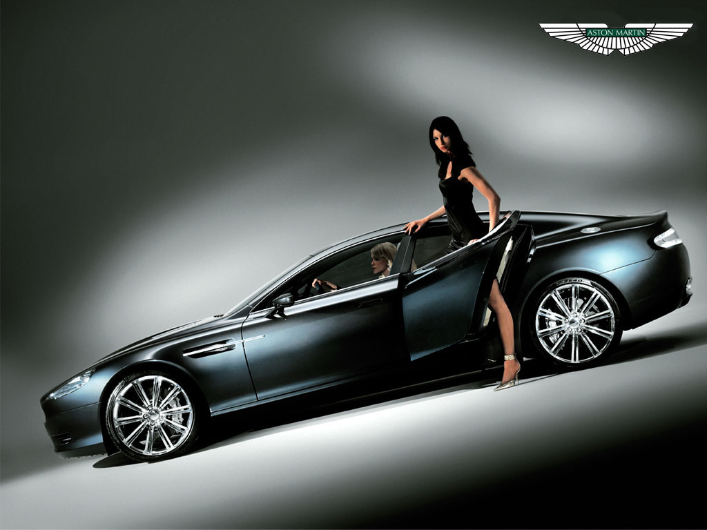 Aston-Martin Rapide photo 02