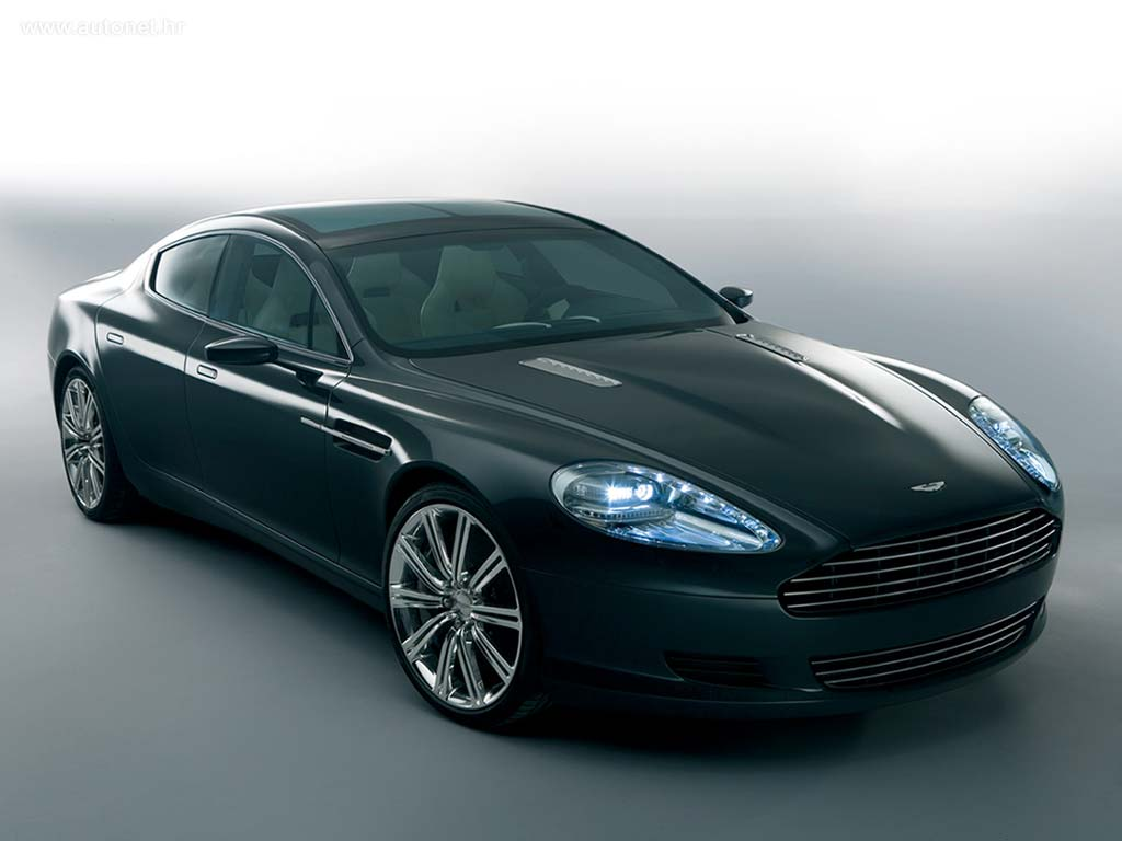 Aston-Martin Rapide photo 03