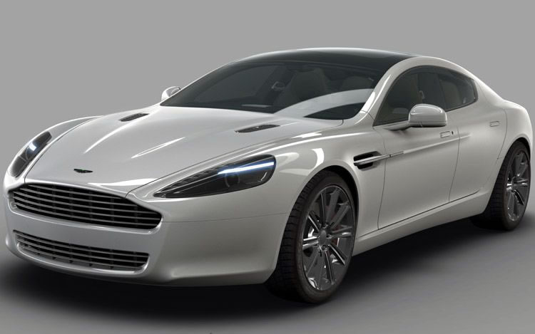 Aston-Martin Rapide photo 07