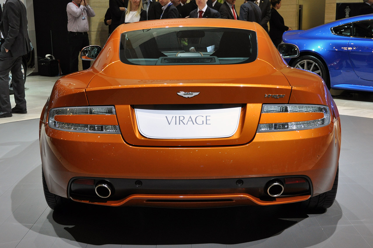 Aston-Martin Virage photo 06
