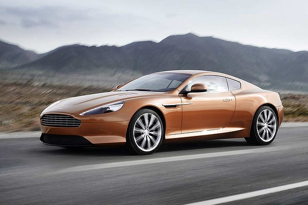 Aston-Martin Virage photo 13