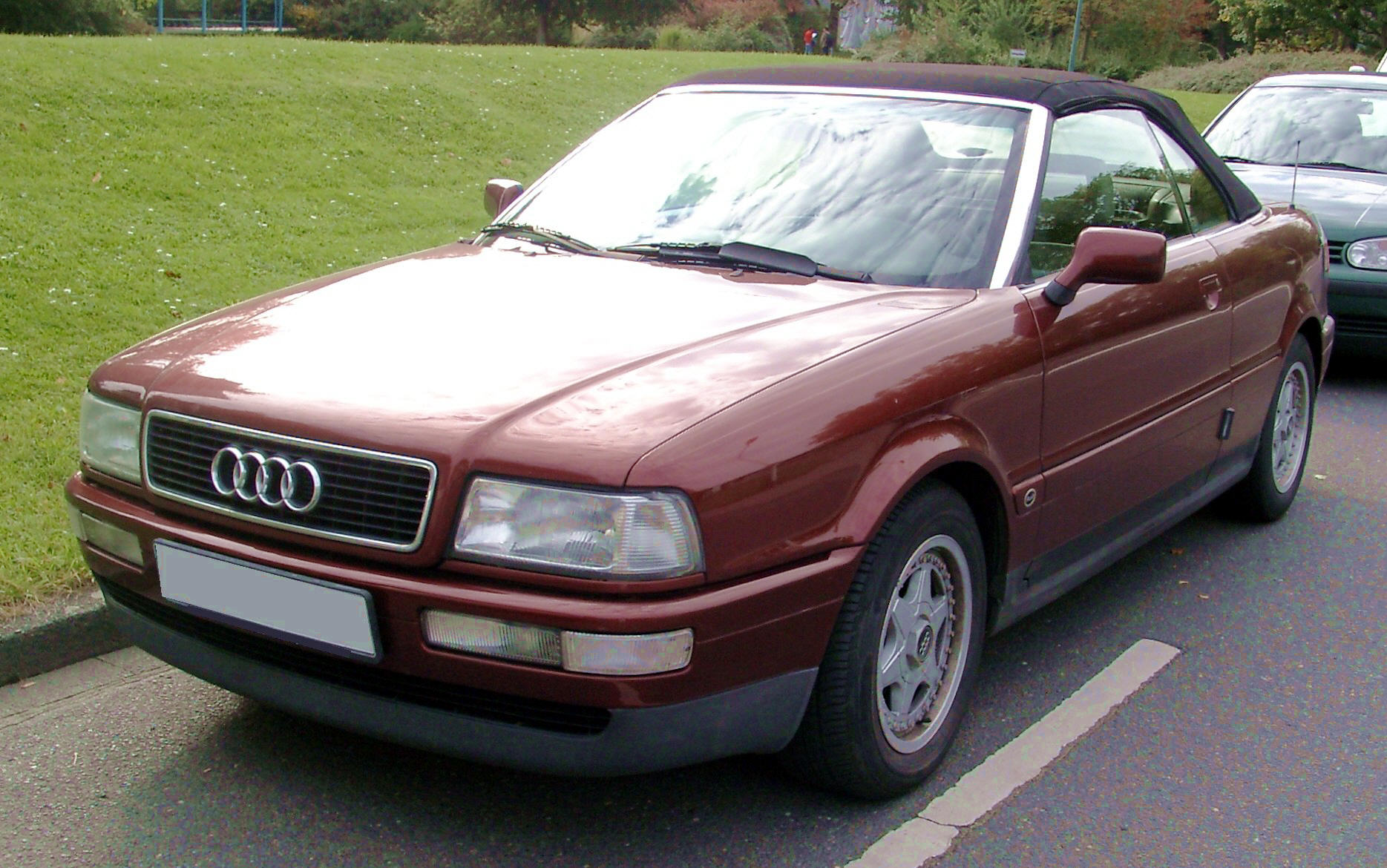 audi 80 cabrio technical details history photos on. Black Bedroom Furniture Sets. Home Design Ideas
