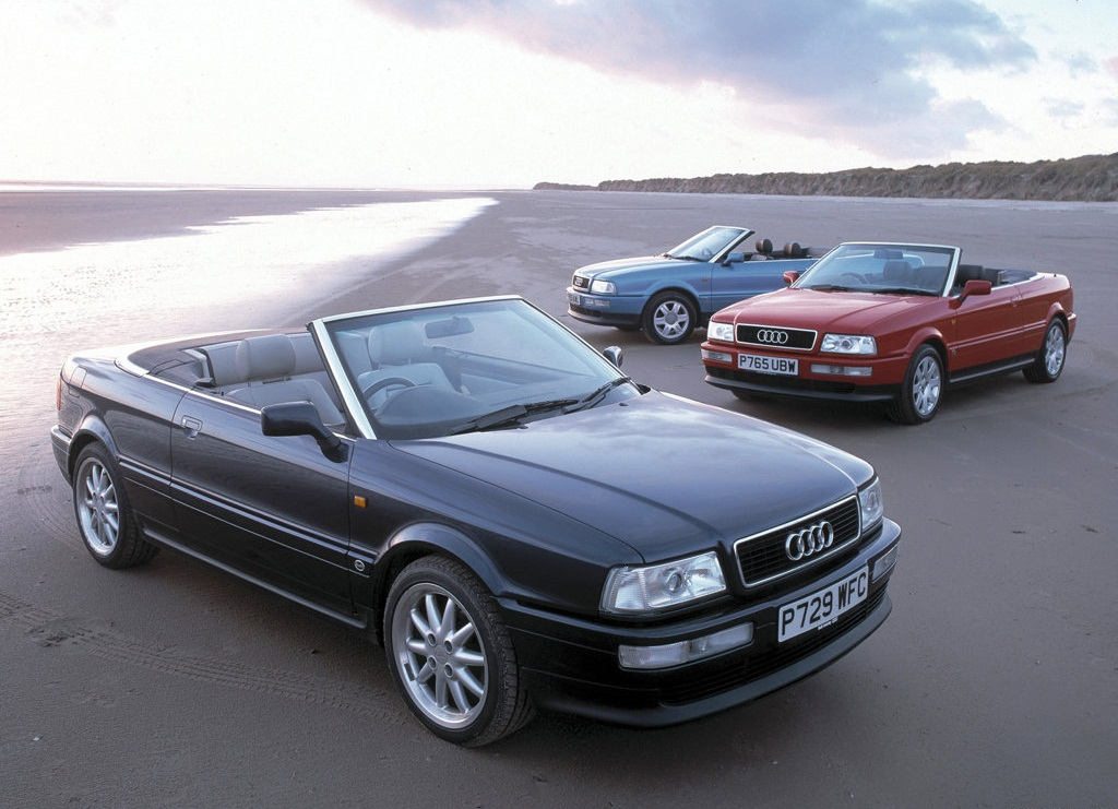 audi 80 cabrio technical details history photos on better parts ltd. Black Bedroom Furniture Sets. Home Design Ideas