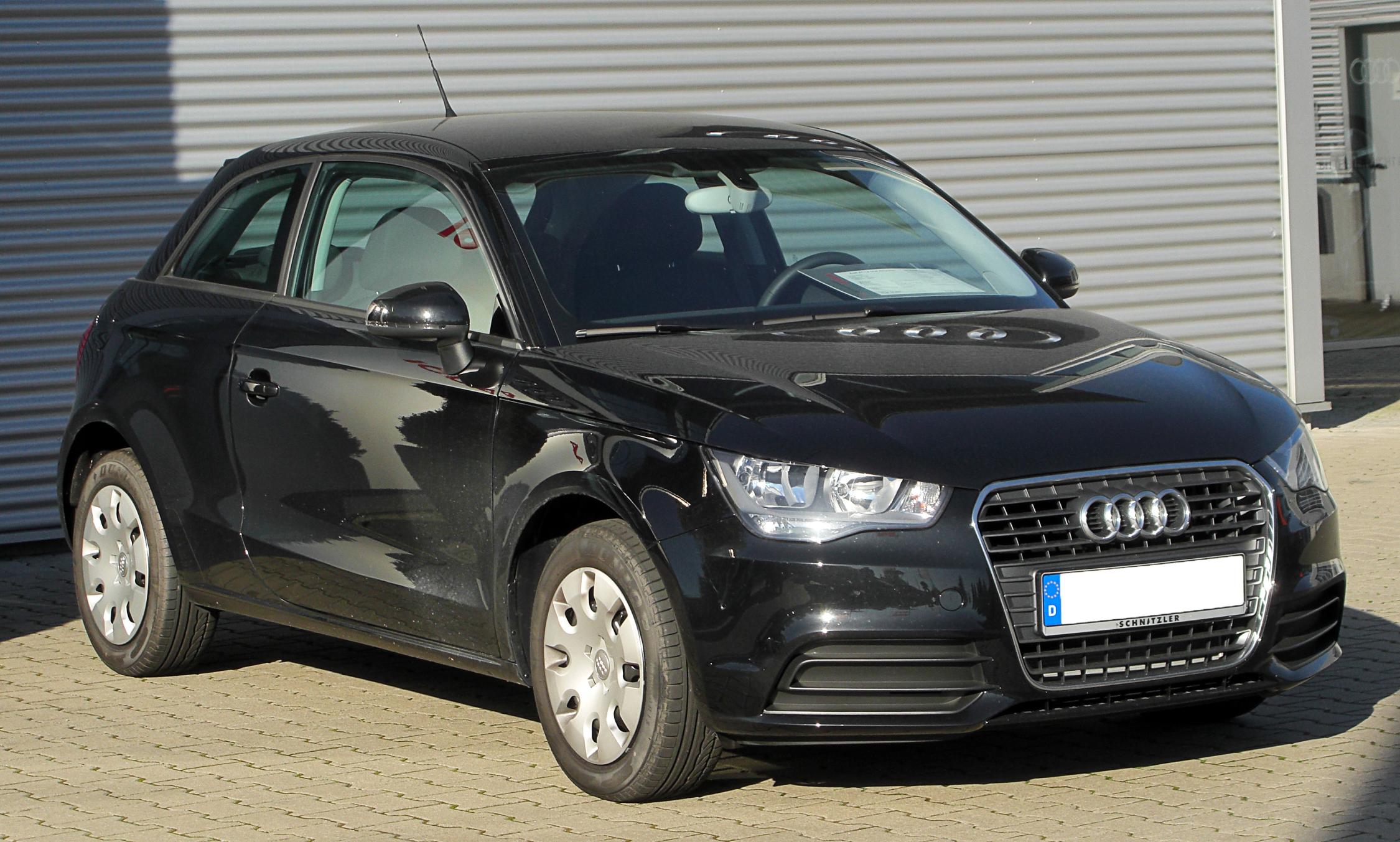 Audi A1 1.2 TFSI technical details, history, photos on ...