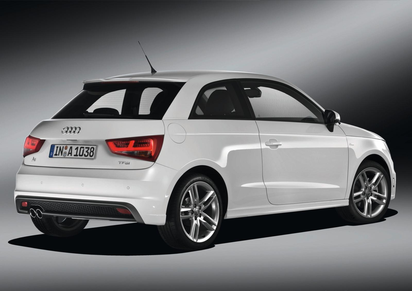audi a1 1 4 tfsi s line technical details history photos. Black Bedroom Furniture Sets. Home Design Ideas