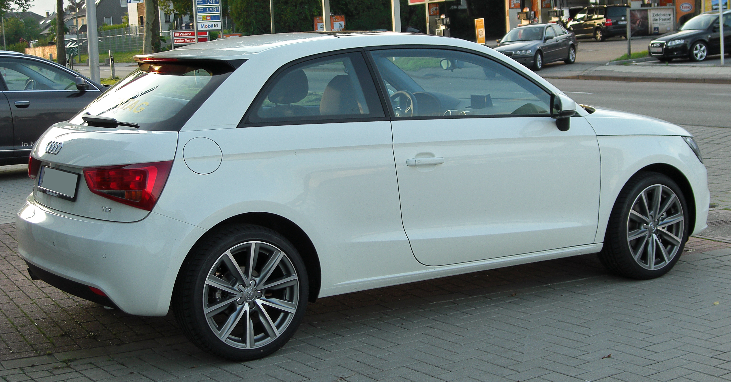 audi a1 1 6 tdi technical details history photos on better parts ltd