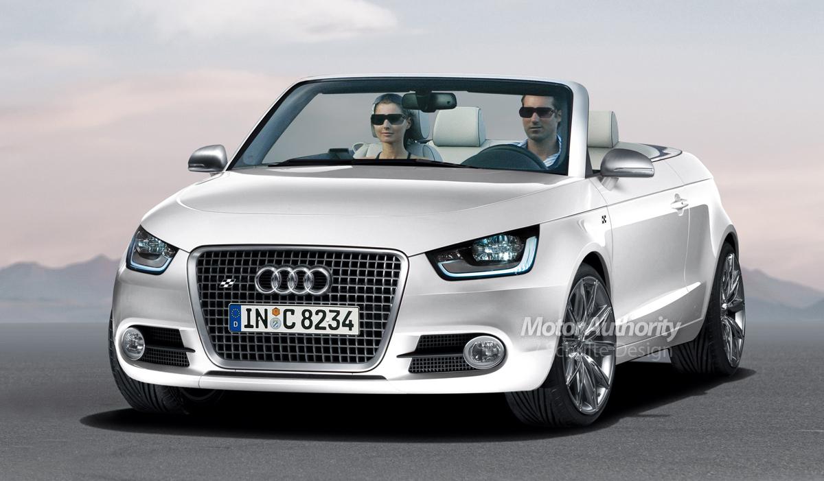 Audi A1 Cabrio Image 4