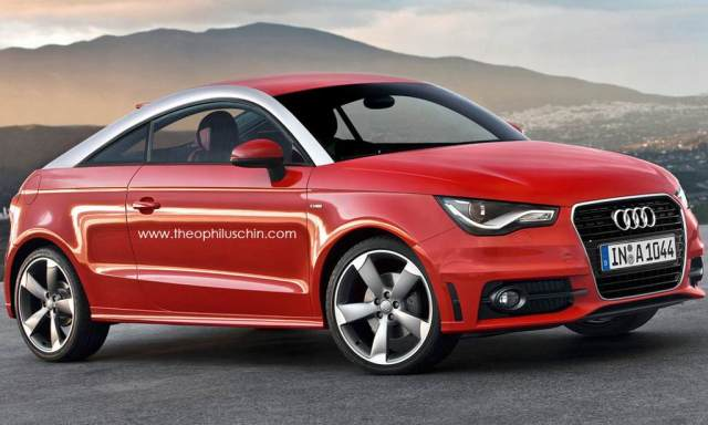 audi a1 coupe technical details history photos on better. Black Bedroom Furniture Sets. Home Design Ideas
