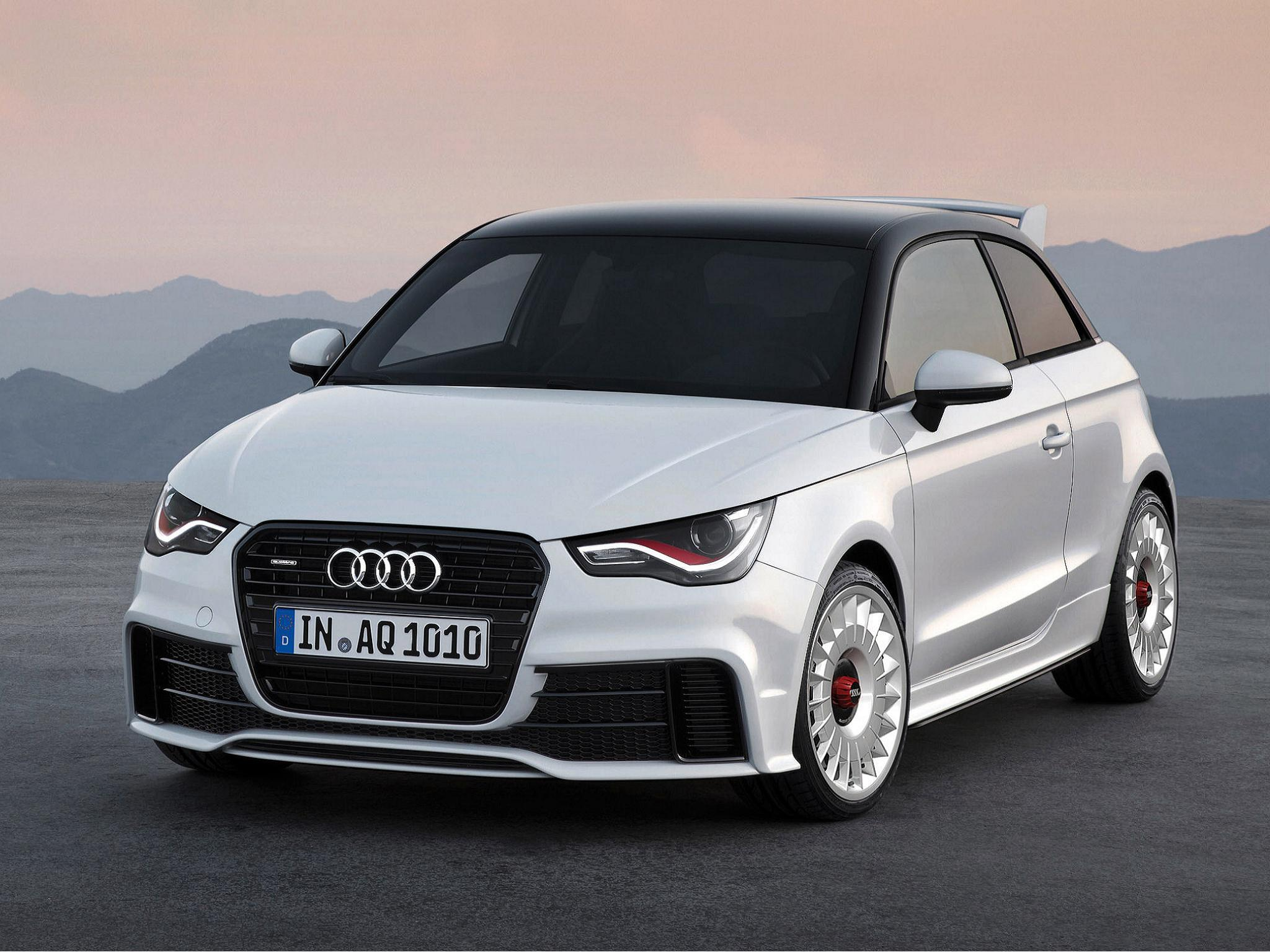 audi a1 quattro technical details history photos on better parts ltd. Black Bedroom Furniture Sets. Home Design Ideas