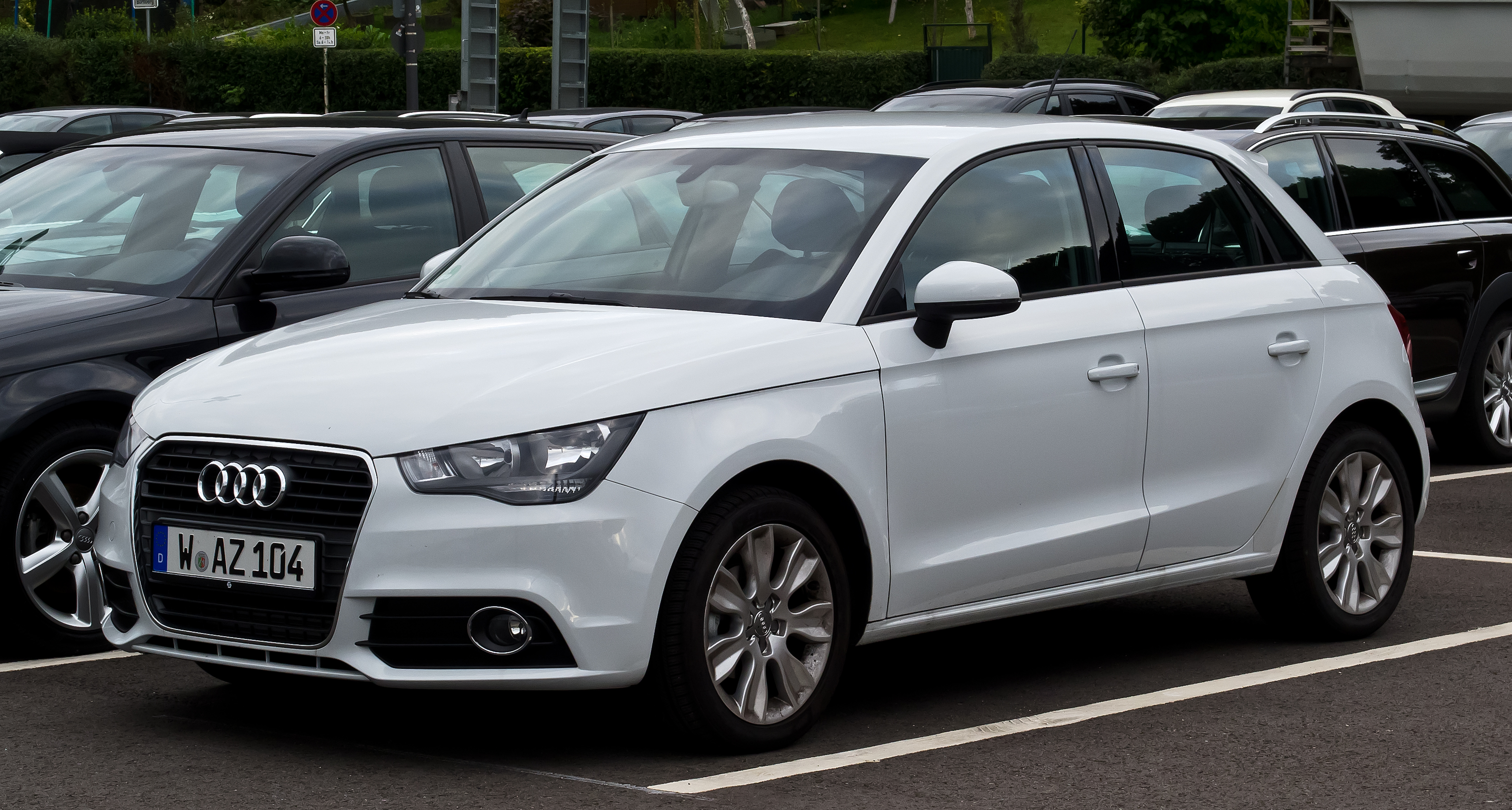 audi a1 sportback technical details history photos on better parts ltd. Black Bedroom Furniture Sets. Home Design Ideas