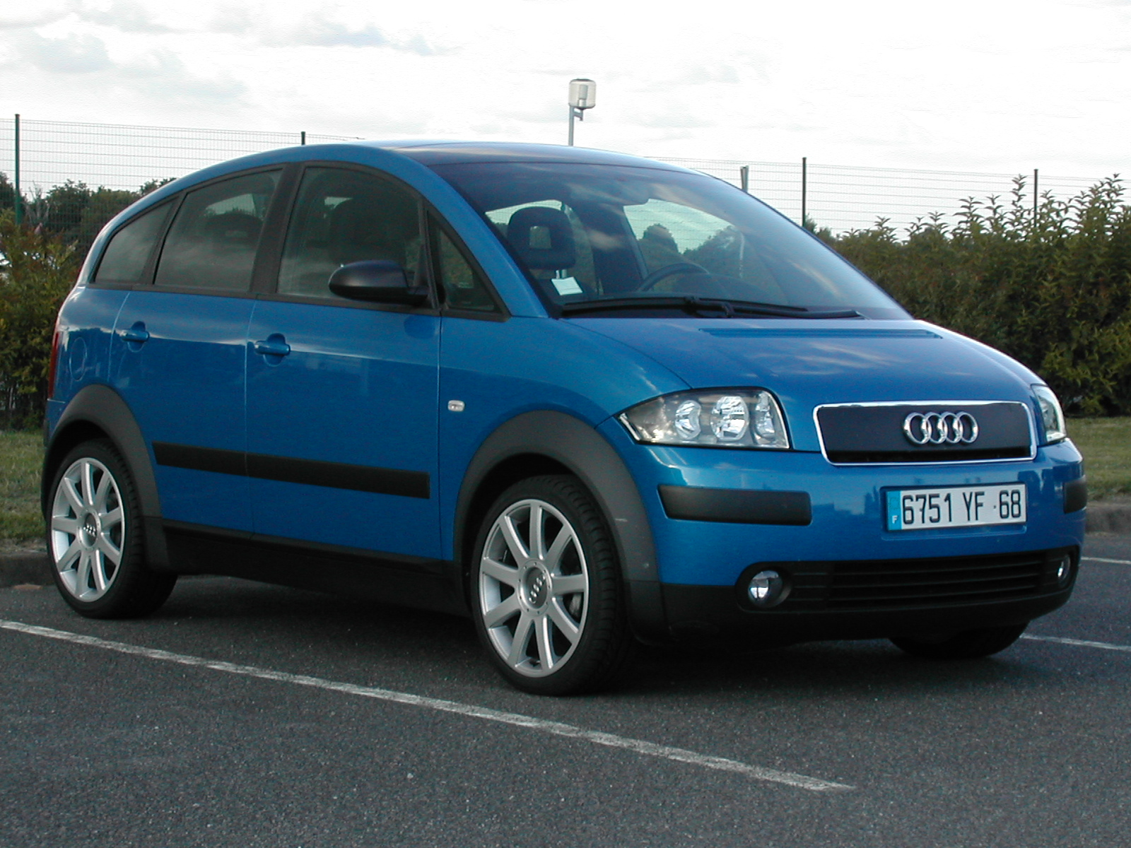 audi a2 1 2 tdi technical details history photos on better parts ltd. Black Bedroom Furniture Sets. Home Design Ideas