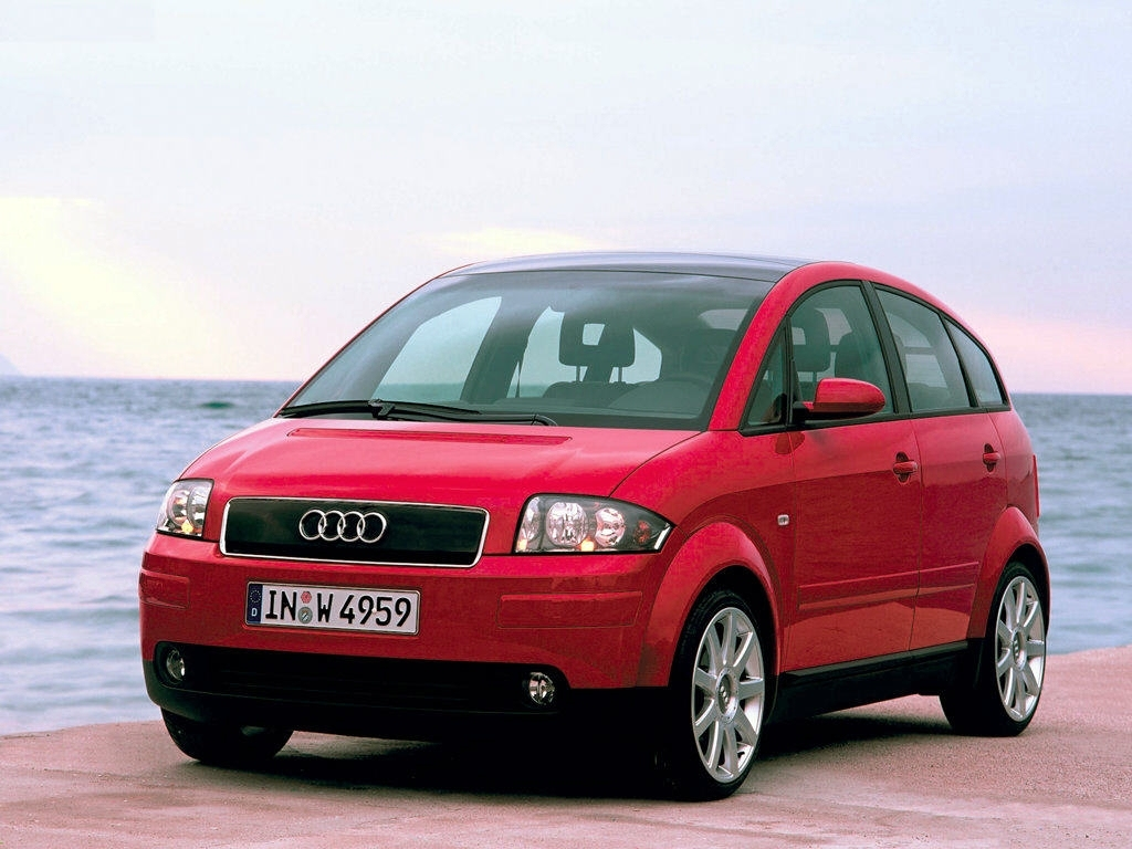 audi a2 1 2 tdi technical details history photos on. Black Bedroom Furniture Sets. Home Design Ideas