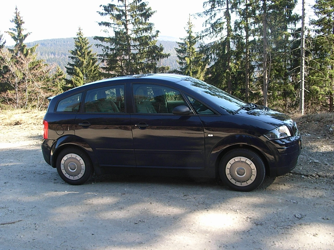 Audi A2 Tdi Technical Details History Photos On Better