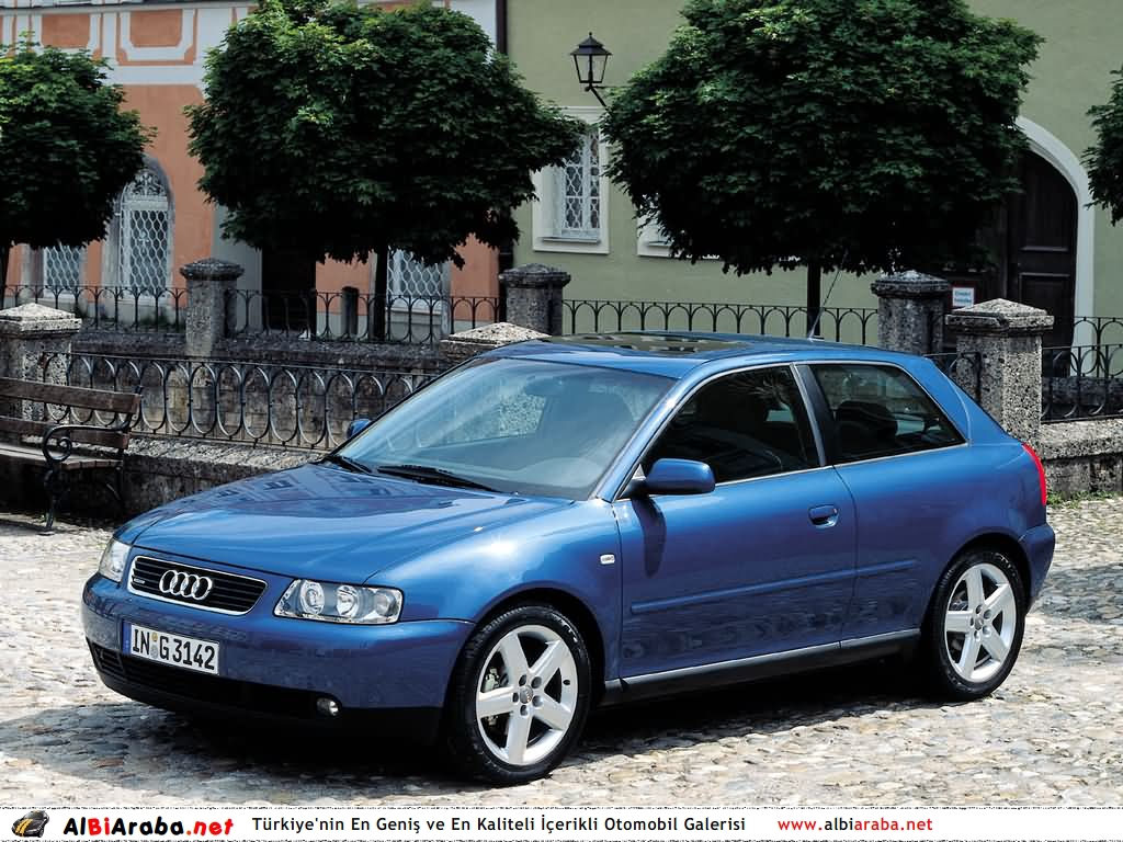 audi a3 1 8t quattro technical details history photos on better parts ltd. Black Bedroom Furniture Sets. Home Design Ideas