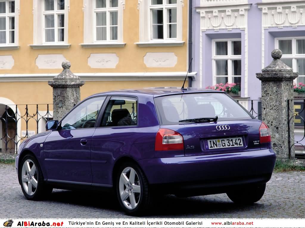 Audi a3 1 8t quattro photo 05
