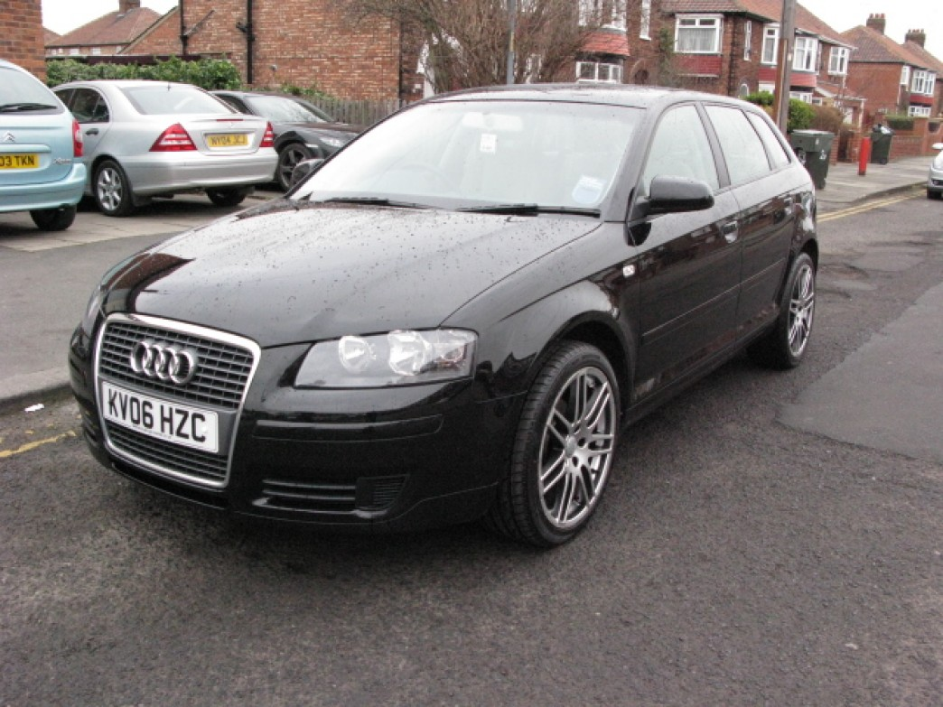 audi a3 1 9 tdi technical details history photos on better parts ltd