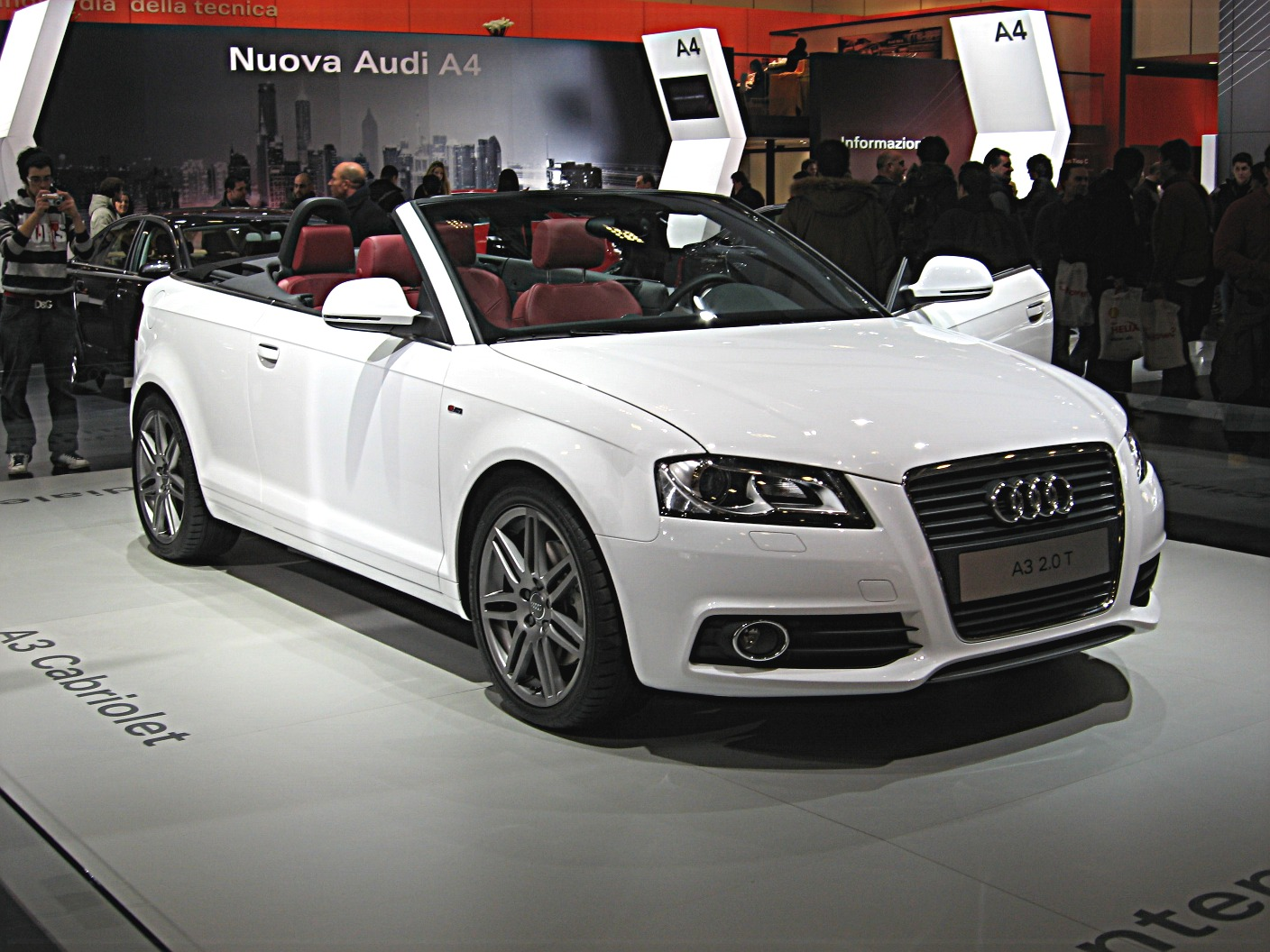 audi a3 cabriolet technical details history photos on. Black Bedroom Furniture Sets. Home Design Ideas