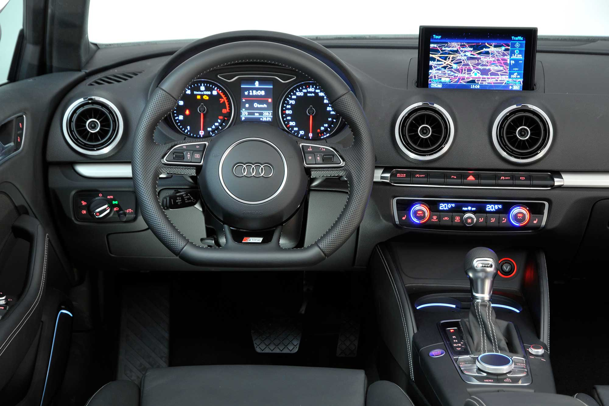 Audi A3 Sportback History Photos On Better Parts Ltd