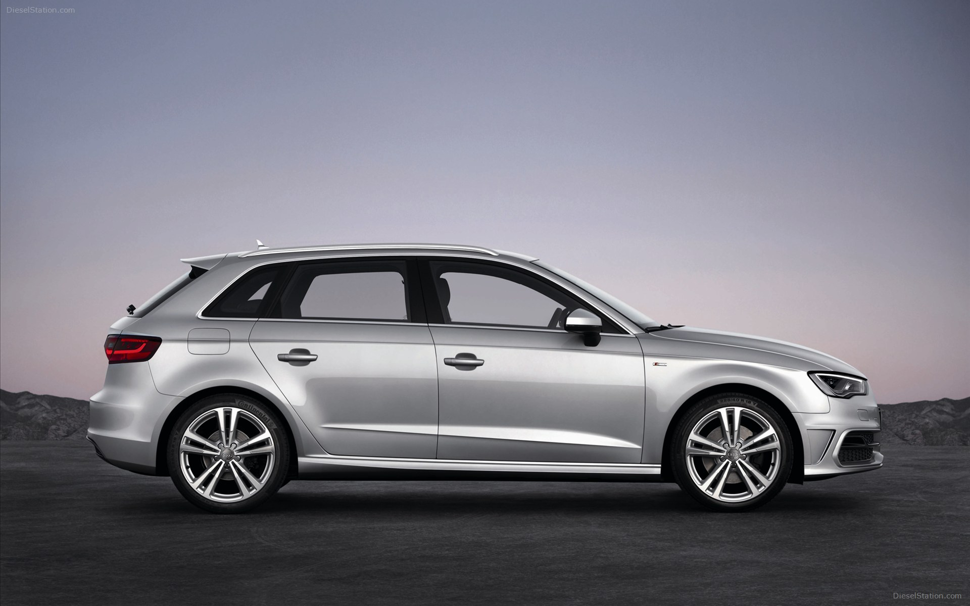 Audi A3 Sportback History Photos On Better Parts Ltd