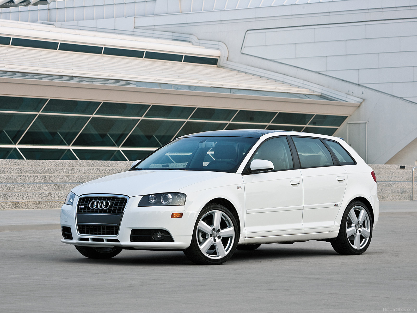 audi a3 sportback 1 9 tdi technical details history. Black Bedroom Furniture Sets. Home Design Ideas