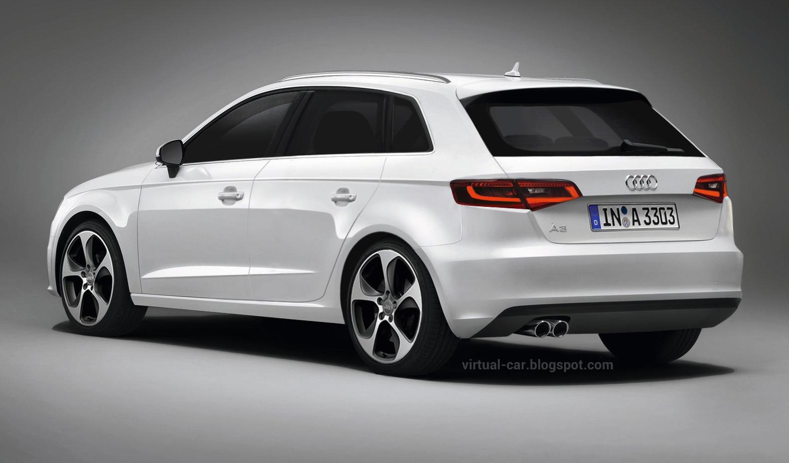 Subaru Diesel Usa >> Audi A3 Sportback image #14