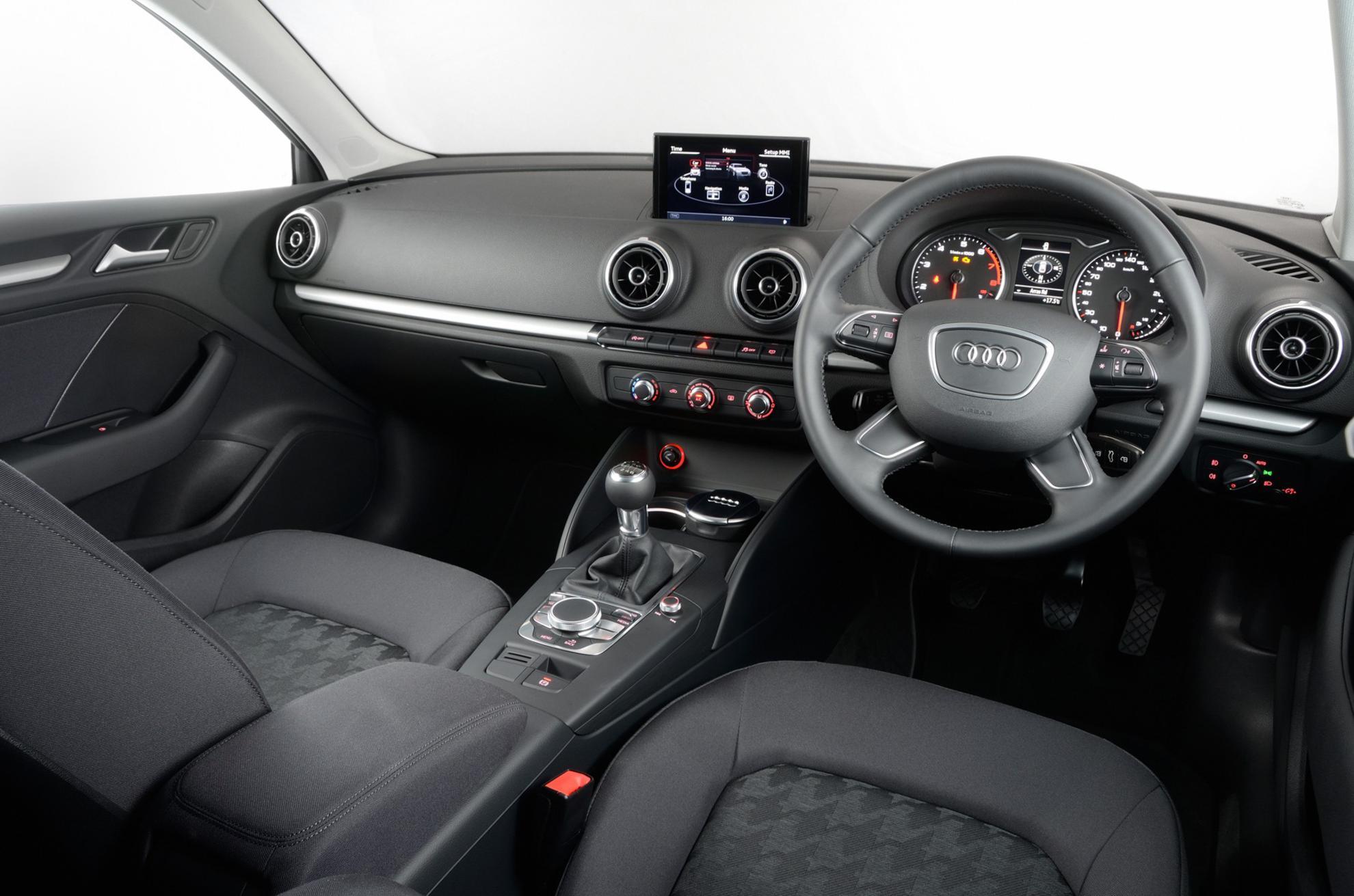 Audi A3 Sportback 2015 Interior