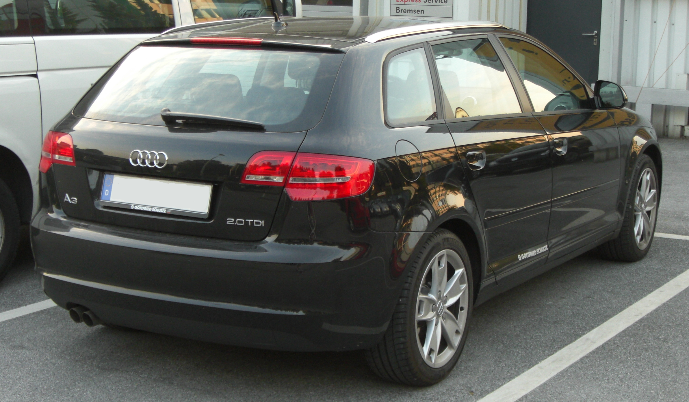 audi a3 sportback tdi photos 12 on better parts ltd. Black Bedroom Furniture Sets. Home Design Ideas