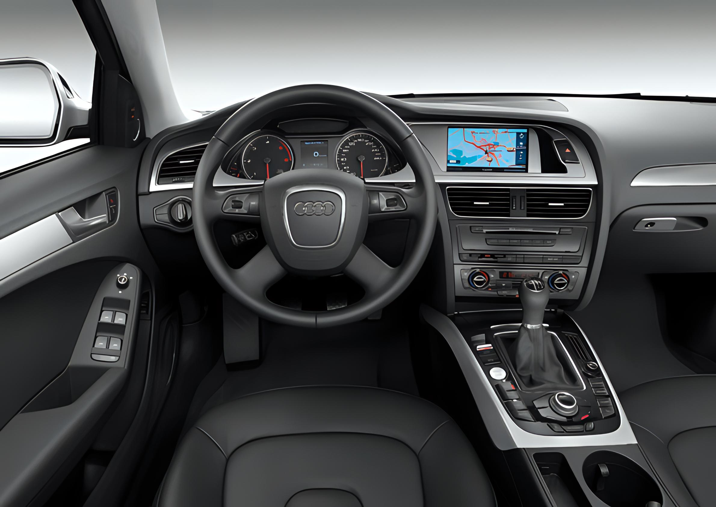 Audi A4 history photos on Better Parts LTD