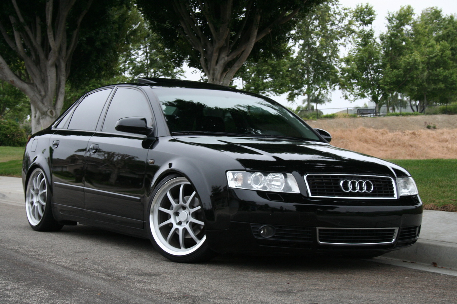 Audi A4 1.8T technical details, history, photos on Better Parts LTD