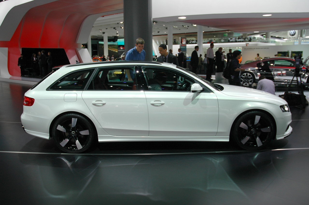 Audi A4 30 Tdi Image 12