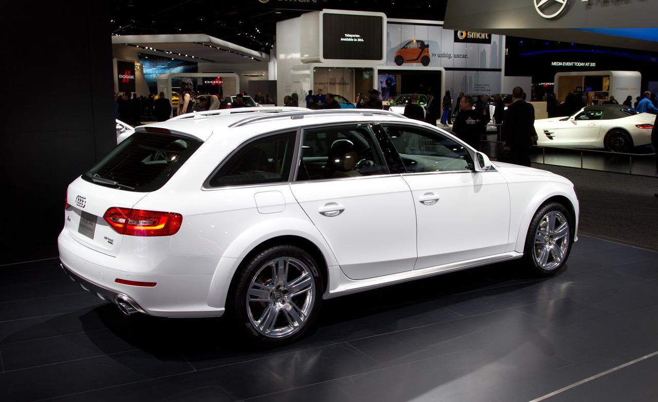Audi A4 Allroad Image 7