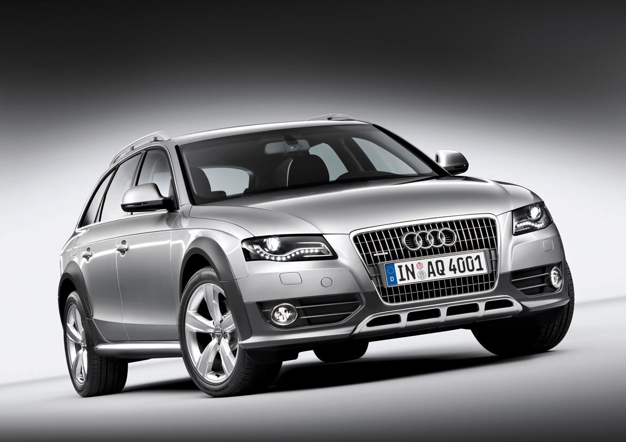 Audi A4 allroad quattro photo 04