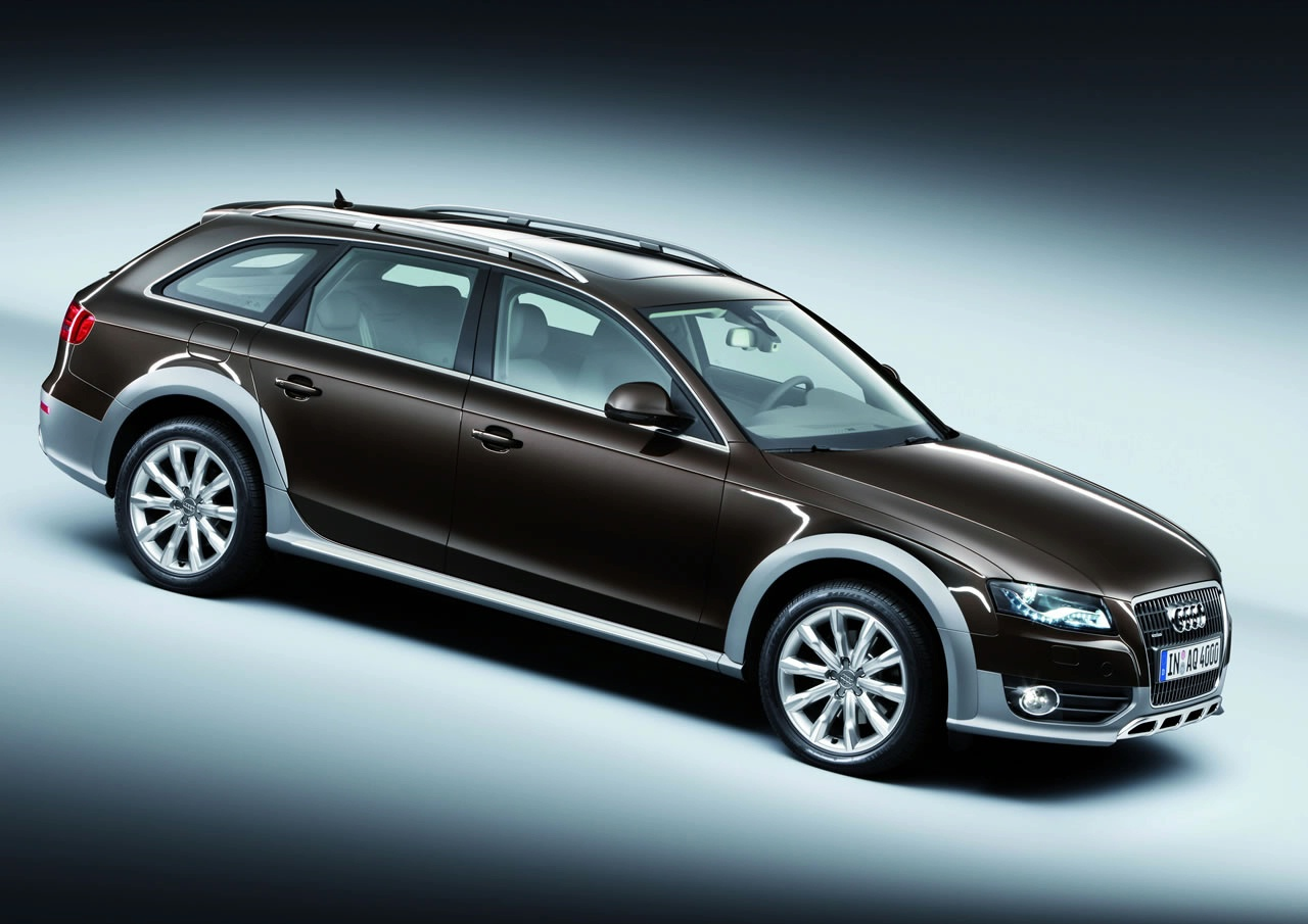 Audi A4 allroad quattro photo 13