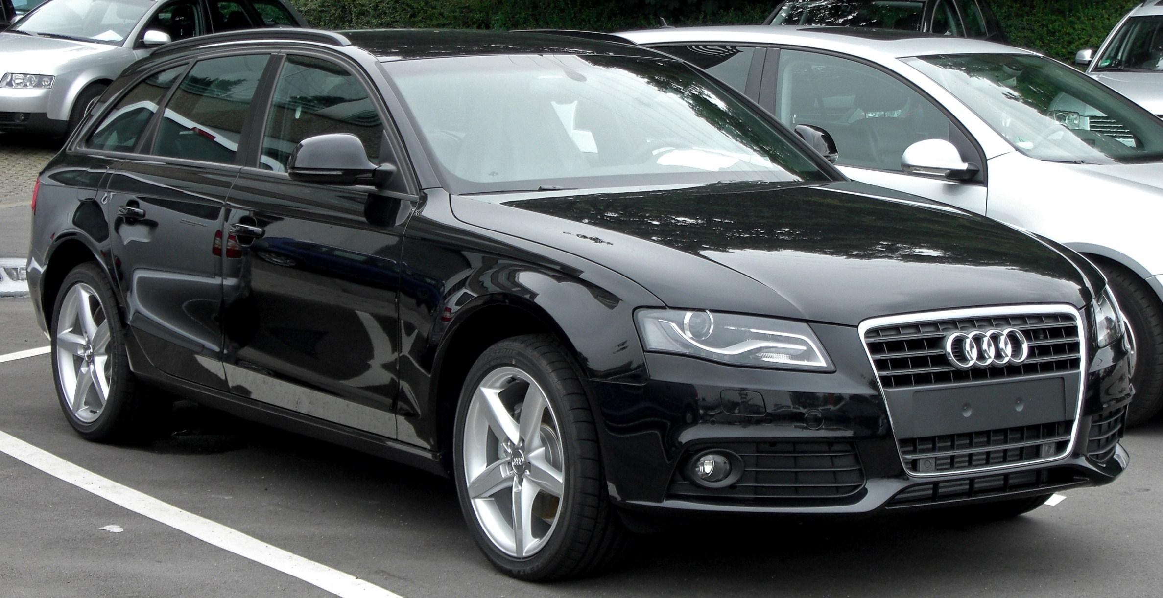 Audi a4 avant accessories ebay